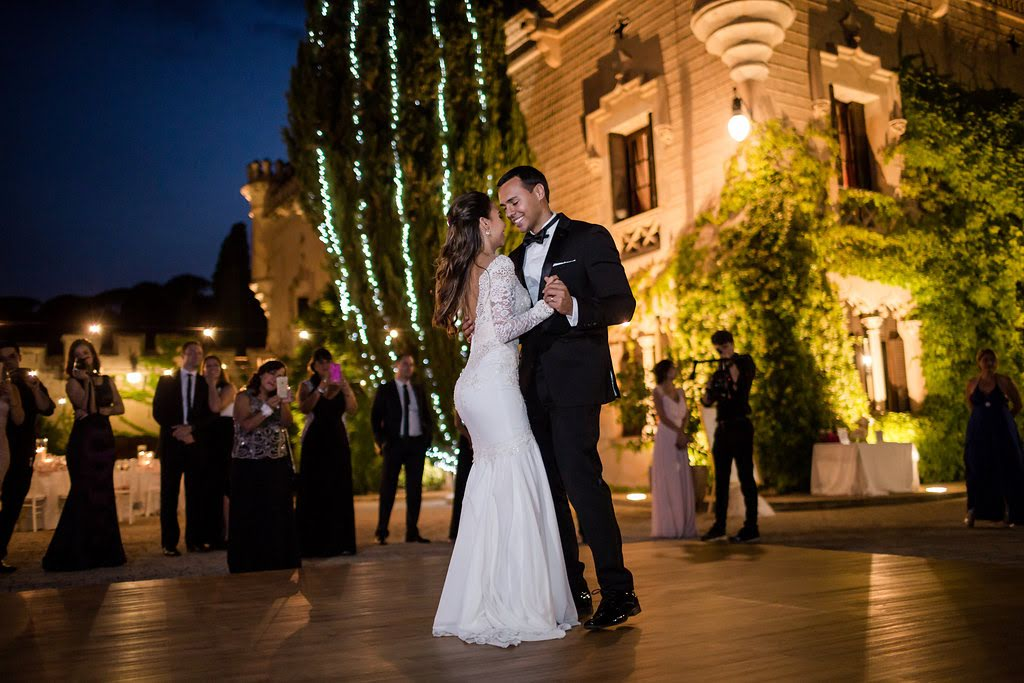 Barcelona wedding events